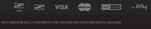 Payment type Circus