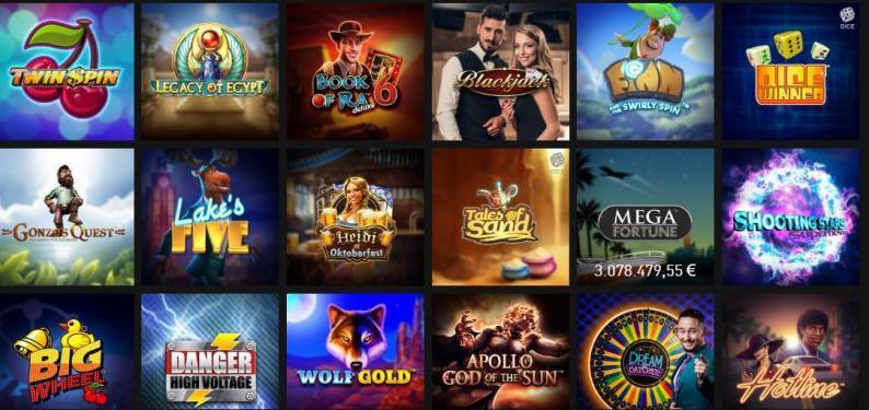 Best Casino777 games