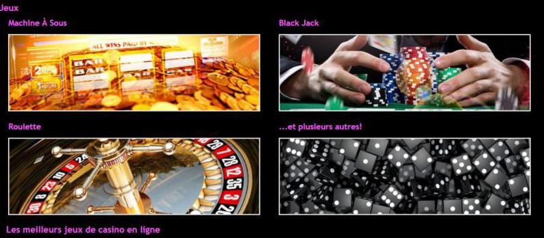 Jackpot city games