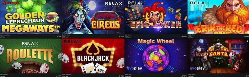 ph casino games